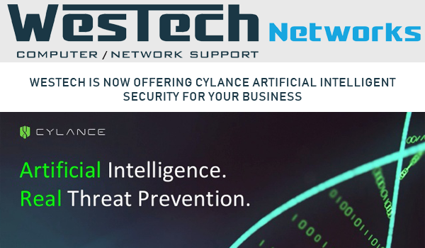 WesTech & Cylance – Working Together for Your Business Security